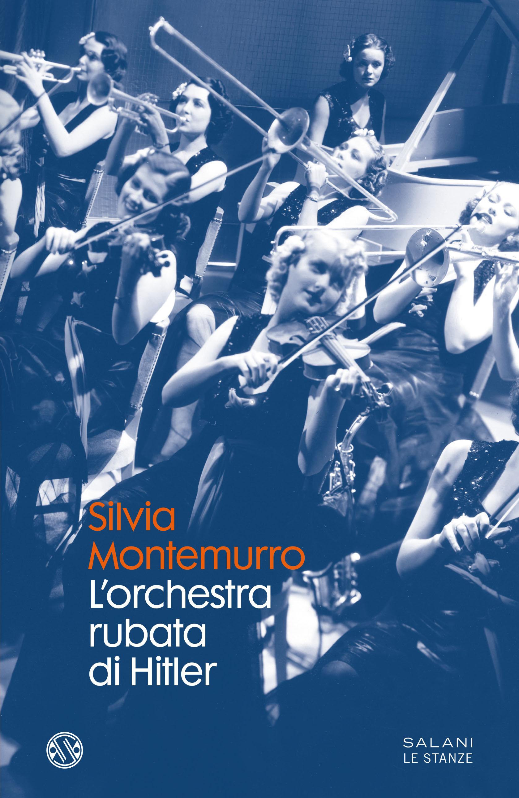 cover libro AL'orchestra rubata di Hitler